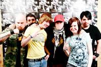 2008-04-05 - Rockfotostudion spelar på Fairfest, Vänersborg