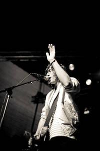 2008-05-30 - Kristian Anttila spelar på Siesta!, Hässleholm