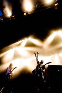 2008-06-07 - Mustasch spelar på Sweden Rock Festival, Sölvesborg