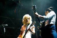 2008-06-26 - Sahara Hotnights performs at Peace & Love, Borlänge