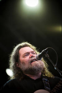 2008-06-28 - Roky Erickson spelar på Peace & Love, Borlänge