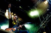 2008-06-28 - Mustasch spelar på Peace & Love, Borlänge