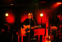 2008-12-08 - Anna Ternheim performs at Orionteatern, Stockholm