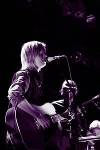 2009-02-21 - Anna Ternheim performs at Mejeriet, Lund