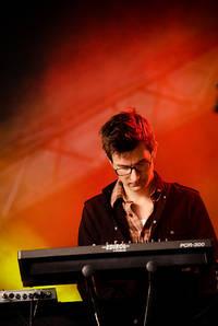 2009-05-28 - Jonathan Johansson spelar på Siesta!, Hässleholm