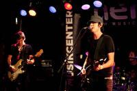 2009-06-25 - Pound spelar på Peace & Love, Borlänge