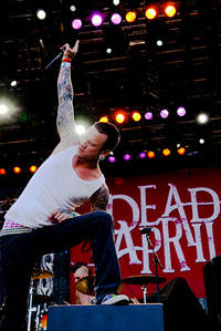 2009-06-26 - Dead By April performs at Metaltown, Göteborg