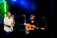 2009-06-26 - Deportees performs at Peace & Love, Borlänge