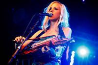 2009-06-27 - Abalone Dots spelar på Peace & Love, Borlänge