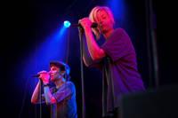 2009-07-02 - Thåström performs at Trädgår'n, Göteborg