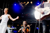 2009-07-04 - Anna Ternheim spelar på Arvikafestivalen, Arvika