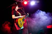2009-07-04 - Maud Lindström spelar på Arvikafestivalen, Arvika