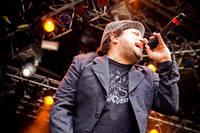 2009-07-08 - Ozomatli spelar på Hultsfredsfestivalen, Hultsfred
