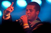 2009-07-09 - Mohammed Ali spelar på Hultsfredsfestivalen, Hultsfred