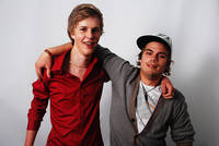 2009-06-26 - Rockfotostudion spelar på Peace & Love, Borlänge