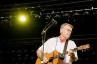 2009-07-17 - Mikael Wiehe performs at Trästockfestivalen, Skellefteå