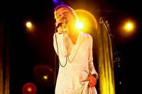 2009-08-01 - Anna Järvinen performs at Storsjöyran, Östersund