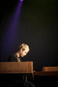 2009-08-29 - [Ingenting] performs at Popaganda, Stockholm
