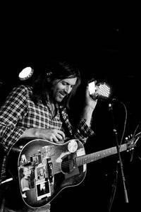 2009-12-08 - Evan Dando spelar på Sticky Fingers, Göteborg