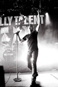 2010-02-05 - Billy Talent spelar på Trädgår'n, Göteborg