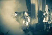2010-02-06 - Maskinen spelar på Debaser Medis, Stockholm