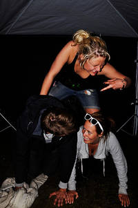 2010-05-29 - Rockfotostudion spelar på Siesta!, Hässleholm