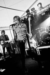 2010-07-09 - Invasionen spelar på Stadsfesten, Skellefteå