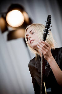 2010-08-14 - Anna Ternheim spelar på Way Out West, Göteborg