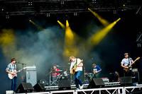 2010-08-14 - Pavement spelar på Way Out West, Göteborg