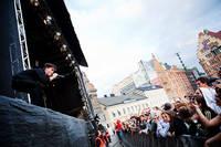 2010-08-21 - Maskinen spelar på Malmöfestivalen, Malmö