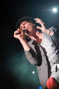 2011-04-09 - Håkan Hellström spelar på Mejeriet, Lund