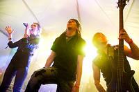 2011-06-17 - Amaranthe spelar på Metaltown, Göteborg