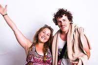 2011-06-29 - Rockfotostudion spelar på Peace & Love, Borlänge