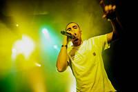 2011-07-01 - Mohammed Ali spelar på Peace & Love, Borlänge
