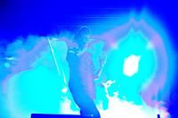 2011-07-01 - Maskinen spelar på Peace & Love, Borlänge