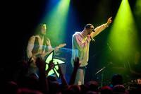 2011-07-02 - Prop Dylan spelar på Peace & Love, Borlänge