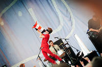 2011-07-15 - Bob Hund spelar på Hultsfredsfestivalen, Hultsfred