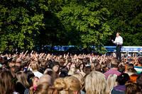 2011-08-12 - The Hives spelar på Way Out West, Göteborg
