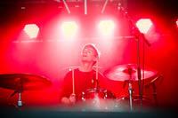 2011-08-21 - Last Days Of April spelar på Malmöfestivalen, Malmö