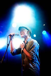 2011-10-27 - Ulrik Munther spelar på Brew House, Göteborg