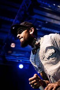 2012-01-17 - Gym Class Heroes spelar på Kulturhuset, Stockholm