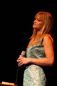 2012-01-28 - Lisa Werlinder spelar på Stadsteaterns Foajébar, Göteborg