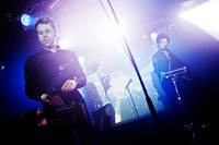 2012-01-28 - The Sound of Arrows spelar på Debaser Slussen, Stockholm