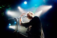 2012-01-28 - Mattias Alkberg spelar på Debaser Medis, Stockholm
