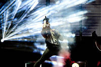 2012-02-04 - Dead By April performs at Vida Arena, Växjö