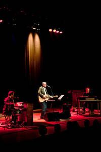 2012-02-08 - Mikael Wiehe performs at Växjö konserthus, Växjö