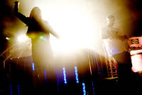 2012-02-11 - Rebecca & Fiona performs at Berns, Stockholm