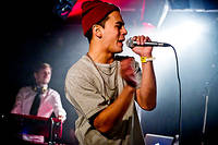 2012-02-16 - Emilio performs at ByLarm, Oslo
