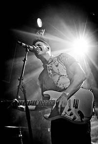 2012-02-17 - Donkeyboy performs at ByLarm, Oslo