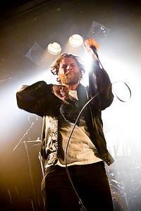 2012-02-17 - Turboweekend spelar på ByLarm, Oslo